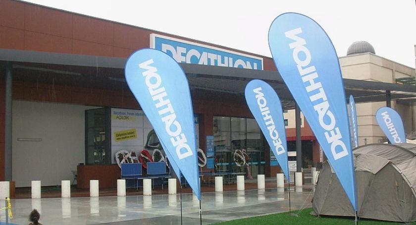 Decathlon ostrobramska zdjęcie