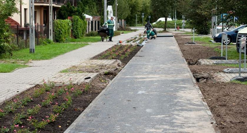 Rower, Prace pełną parą komfortowo bezpiecznie rowerem Szaserów - zdjęcie, fotografia