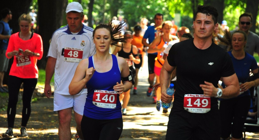 Bieg dla Stasia 2 w Parku Skaryszewskim [ZDJĘCIA]