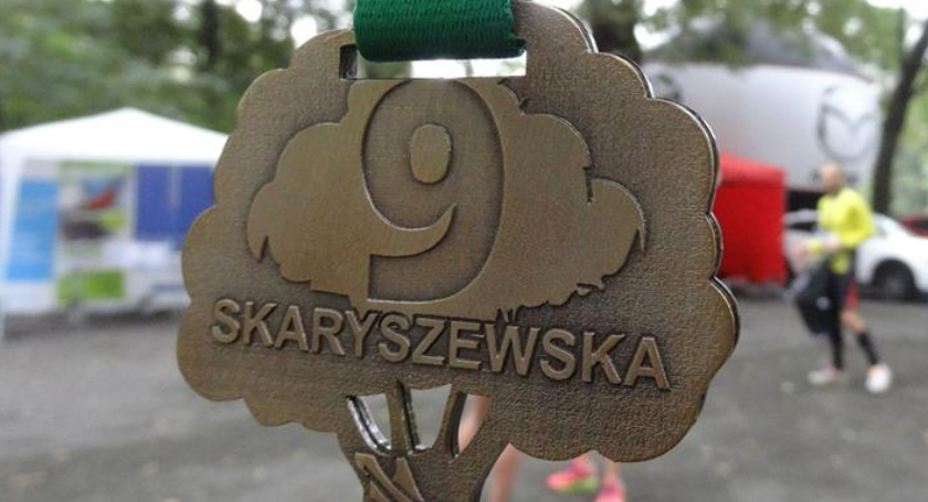 III Bieg Skaryszewska 9