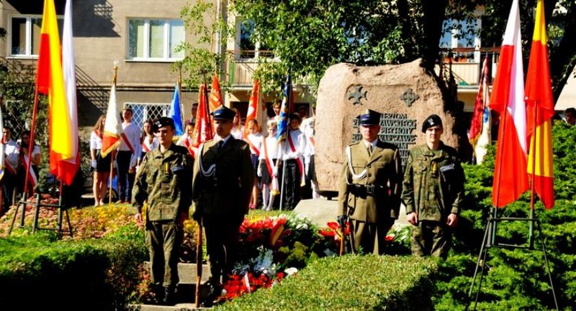 Uroczystości upamiętniające obronę Warszawy-Pragi podczas kampanii wrześniowej 1939 roku