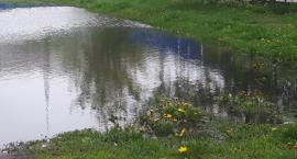 Mamy nowe jeziorko na Grochowie?