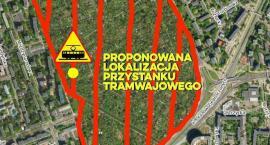 Tramwaj na Gocław - w planie przystanek budzący kontrowersje