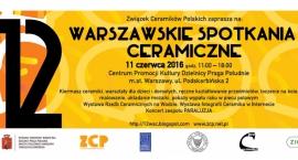 12 Warszawskie Spotkanie Ceramiczne w CPK Praga Południe