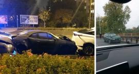 Weekend pod znakiem wypadków na Pradze Południe