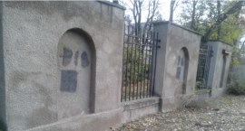 Cmentarz Kamionkowski - najstarszy w Warszawie. Nie pozwólmy wandalom na dewastację!